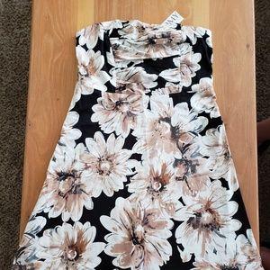 NWT 🤗 Romy strapless dress